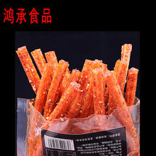 Famous chinese spicy strip gluten snack for sale