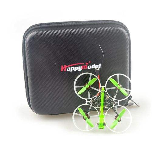 Happymodel Moblite7 1S 75mm Ultra Light Brushless Tiny Whoop Assembled For Flysky Receiver Diamond F4 Flight Controller