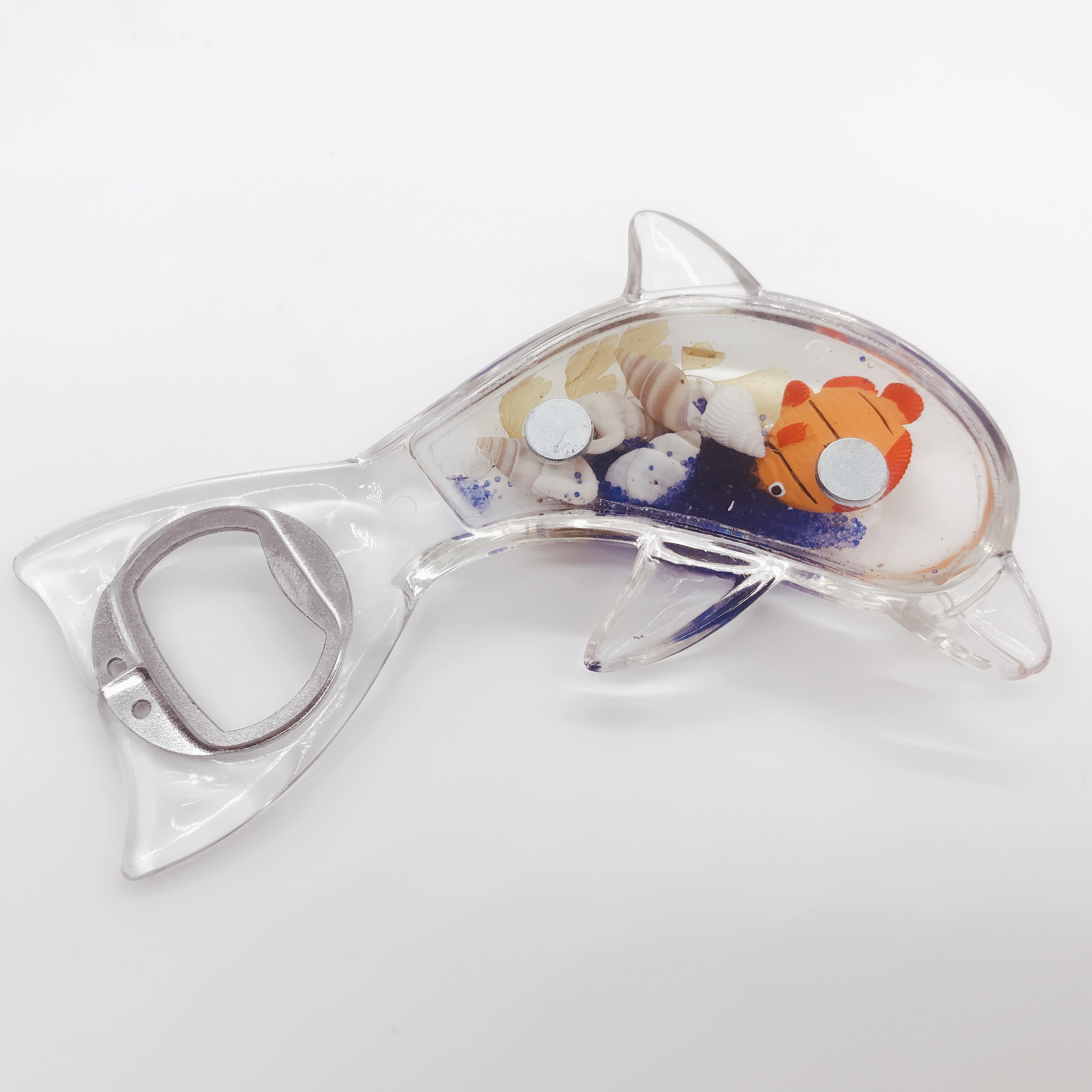 Sea Life Bottle Opener