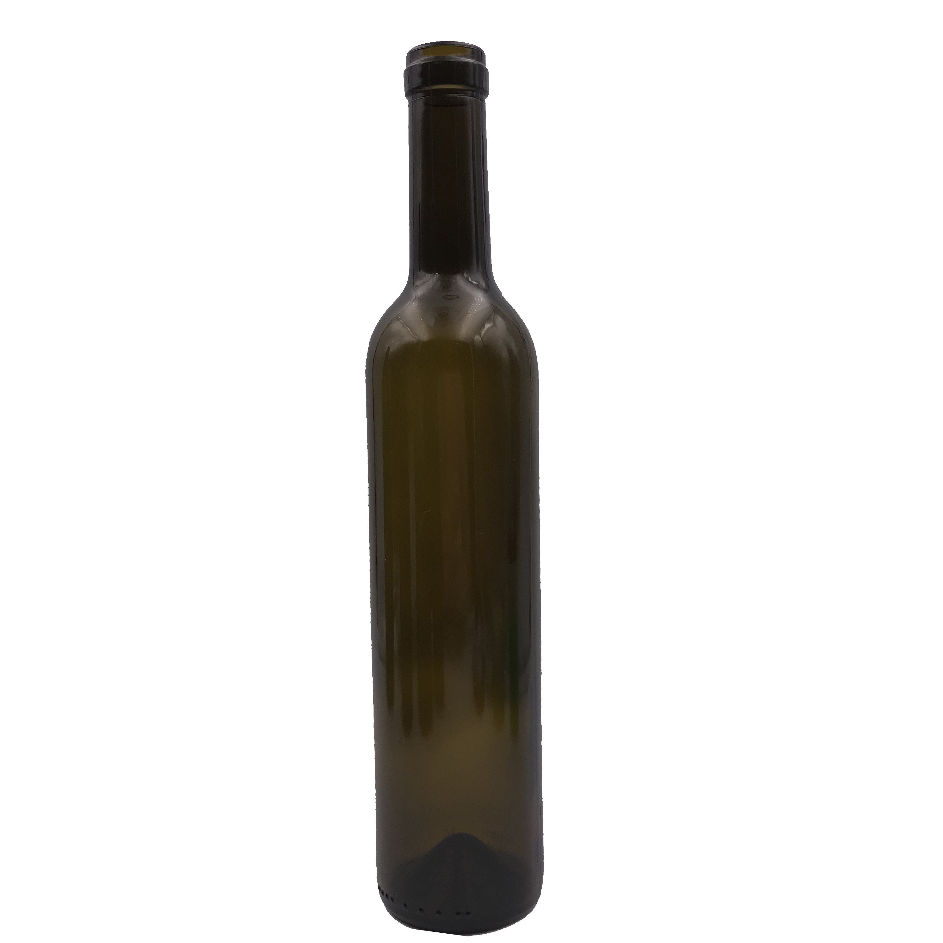 China Supplier Best Selling Modern 100ml/200ml Glass Wine Bottle