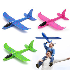 Toys Big Glider Air Plane Toy Hand Throw Epp Airplane Foam Plane For Children rc summer toy fly rc foam airplane for sale