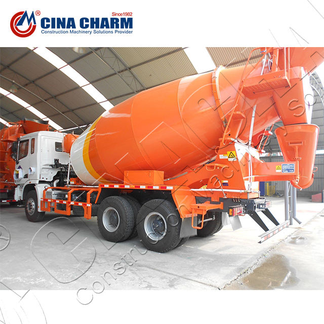 SINOTRUK HOWO 8m3/9m3/ 336hp concrete mixer truck low price sale
