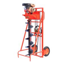 Manual Portable Hand Land Drill Earth Auger Digging Machines /Ground Hole Digging Machines /Tree Planting Digging Machines