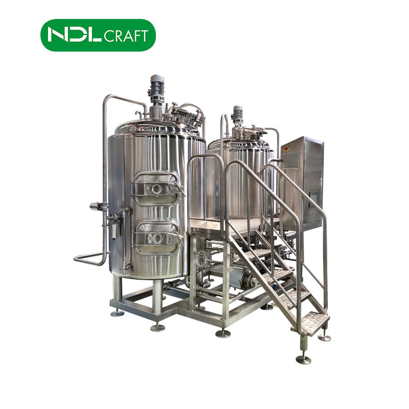 500L auto beer brewery 500 liter microbrewery brewing equipment