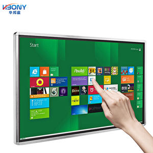 China cheap prices 86 inch smart board interactive whiteboard no projector portable touch screen smart interactive whiteboard