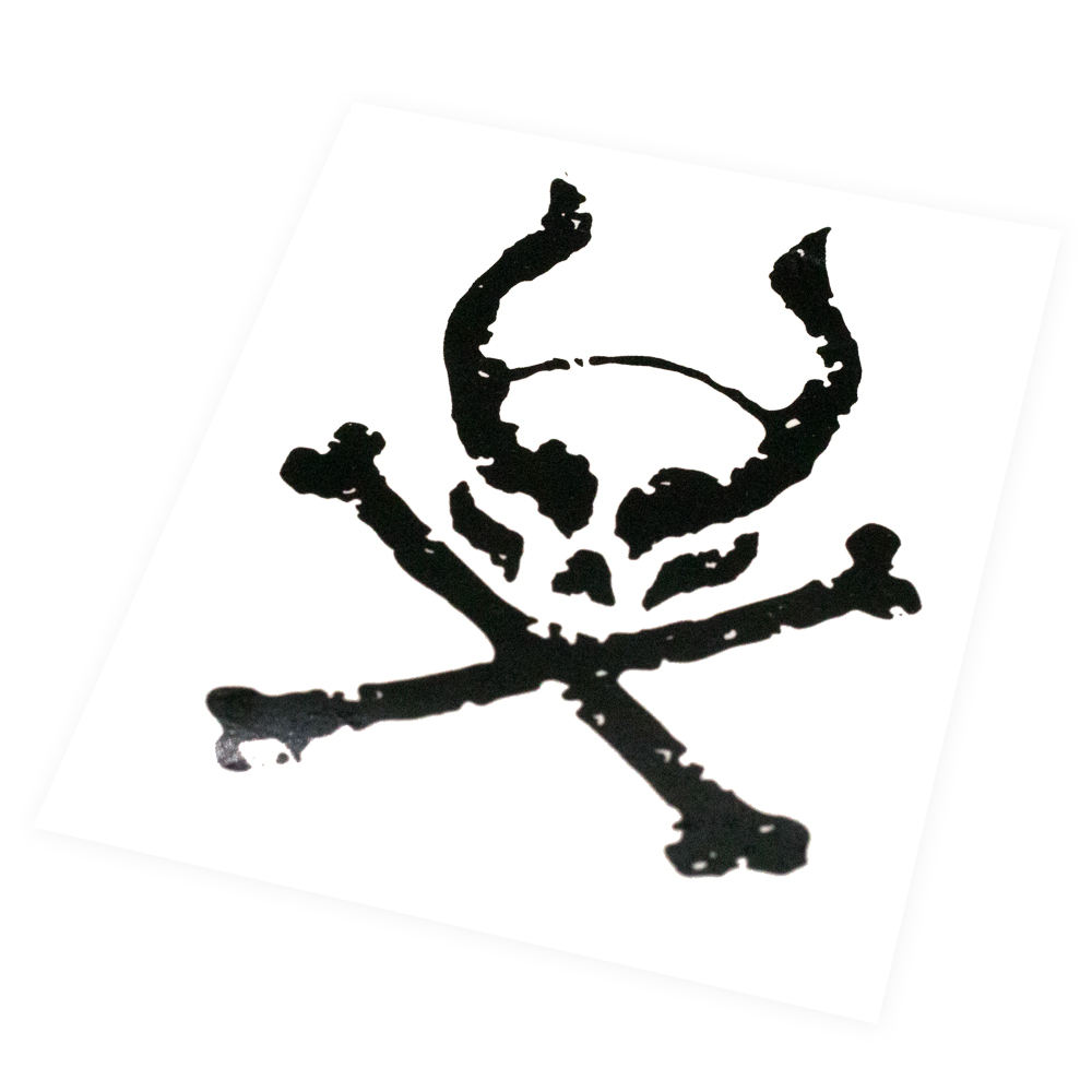High quality temporary Tatoo sticker with non toxic and waterproof feature