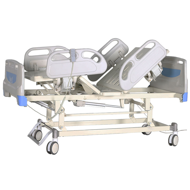 3 Functions Manufacturer Cheap Medical Equipment Clinic Adjustable Electric Hospital Bed