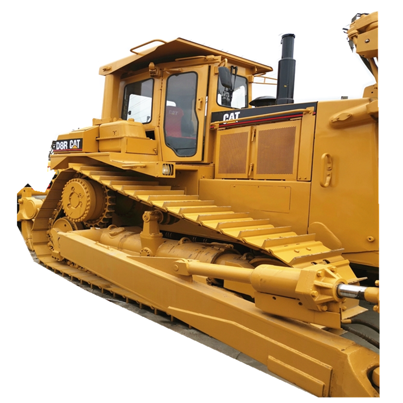 Japanese Used Caterpillar D8R dozer/secondhand CAT Bulldozer D8R Caterpillar D8H/ D8K/ D8R dozer For Sale