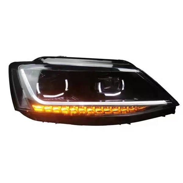 HEAD LAMP FOR JETTA 2012-2016 halogen up to xenon