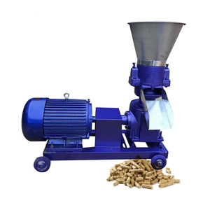 Mini chicken feed small pellet animal feed pellet machine