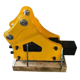 SOOSAN SB40 hydraulic rock breaker hammer Price with bobcat frame Skid Steer Loader