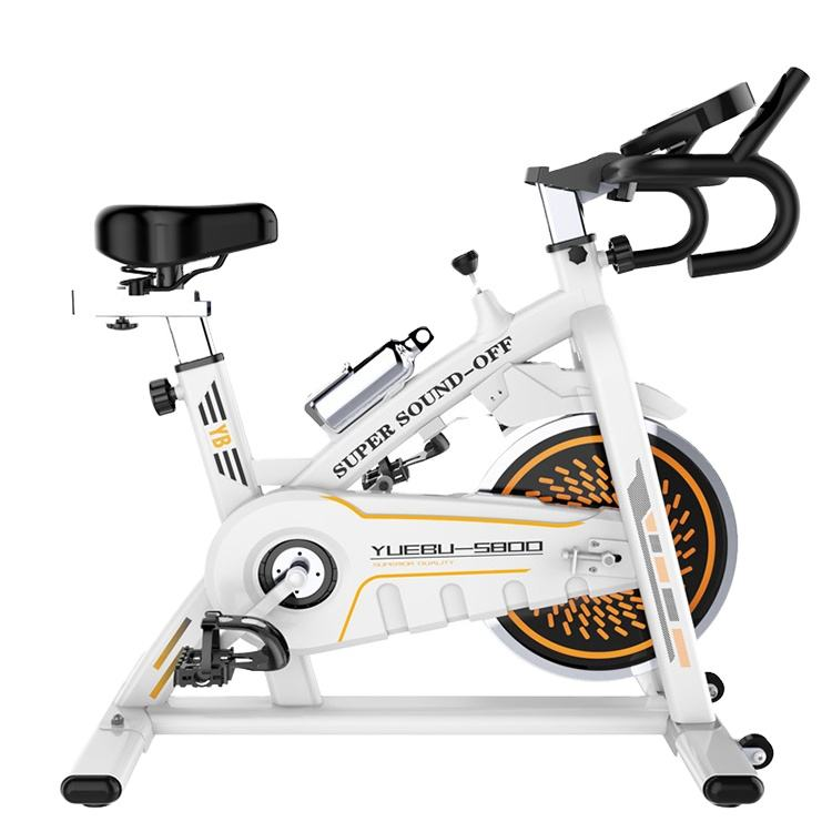 Factory Direct Commercial Body Building Indoor Cycle Exercise Spinning Bike Fitness