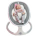 Support Samples 2020 New Products Indoor Electric Automatic Infant Baby Swing Chair With Music