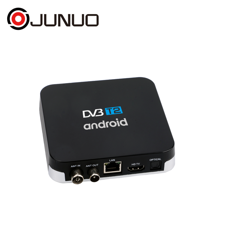 DVB-T2 /ATSC/ISDBT Android Tv Box HDTV Receiver Ott + Dvb TV <span class=keywords><strong>Tuner</strong></span> Combo Android Tv Box