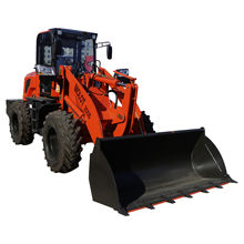 high Cost-performance front wheel loader MOLOT 300S with price list