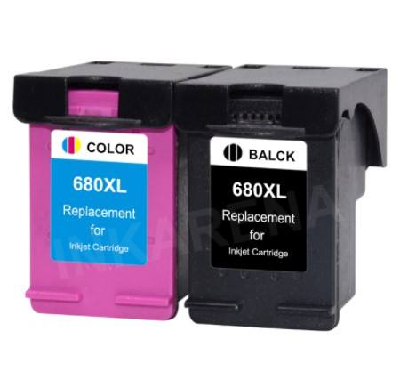 for HP 100% genuine original for HP 680-ml Light Magenta DesignJet Dye Ink Cartridge(C4935A)