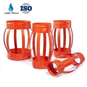 API Spec 10D Spring Bow Type Drilling Pipe Casing Centralizer as Downhole Tools for Sale