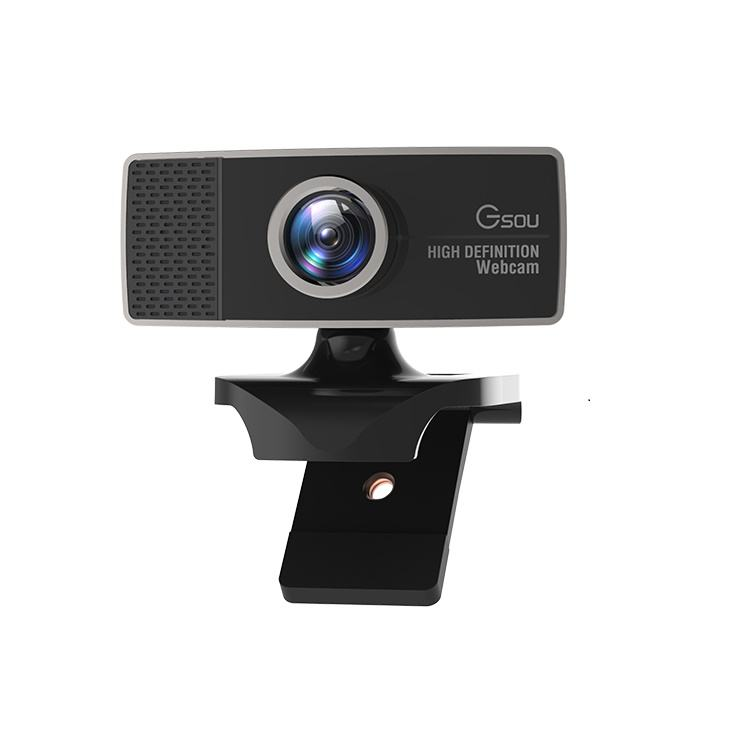 Stock Full HD 1080P 720P USB PC Digital Web Camera for Student Study Video Calling Working Meeting Online