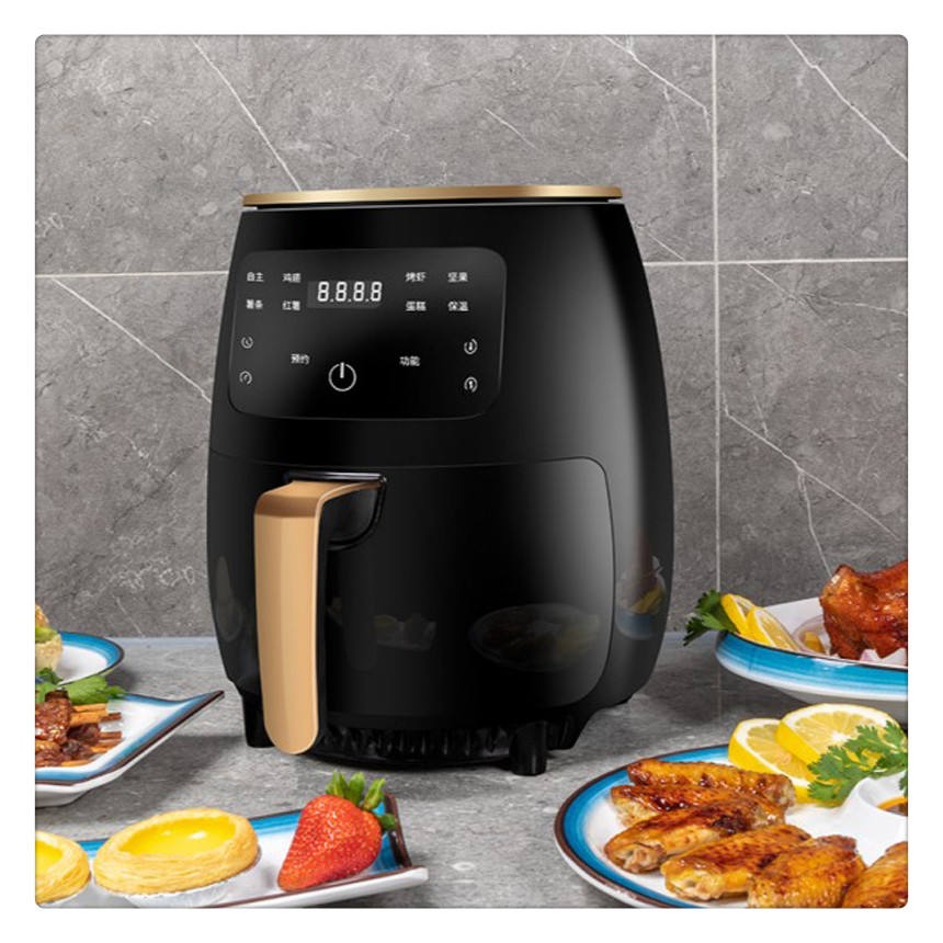 Factory Wholesale Oil-free Multifunctional New Air Fryer