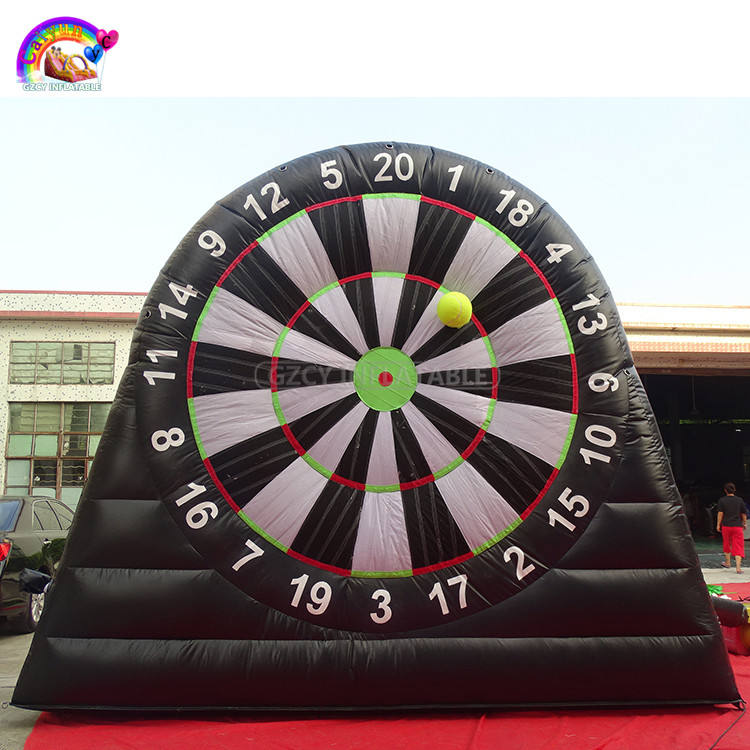 Sporting Game Shooting Dart Board New Inflatable Darts Board for Archery Games