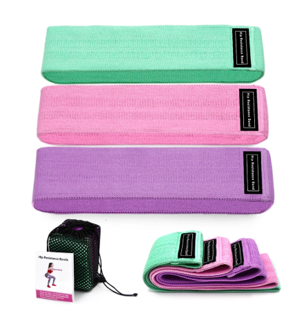 Hip <span class=keywords><strong>Cirkel</strong></span> Tie Dye Logo Elastische Oefening Groen Weerstand Naakt Stof Gym Loop Bands Booty Band Unit Fitness