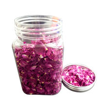 2019 china supply pure Natural food grade freeze dried rose petals flowers for slimming tea bath