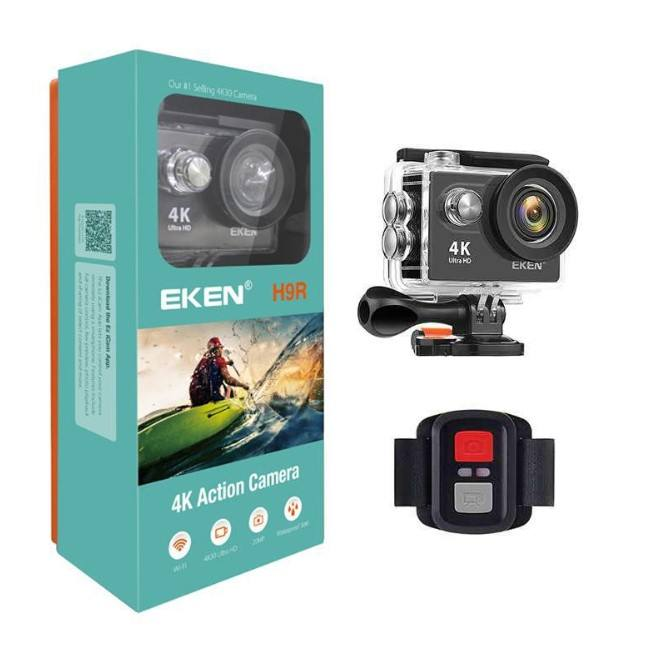 Original EKEN Waterproof H9R Sport camera 4k action camera wifi camera for outdoor sport