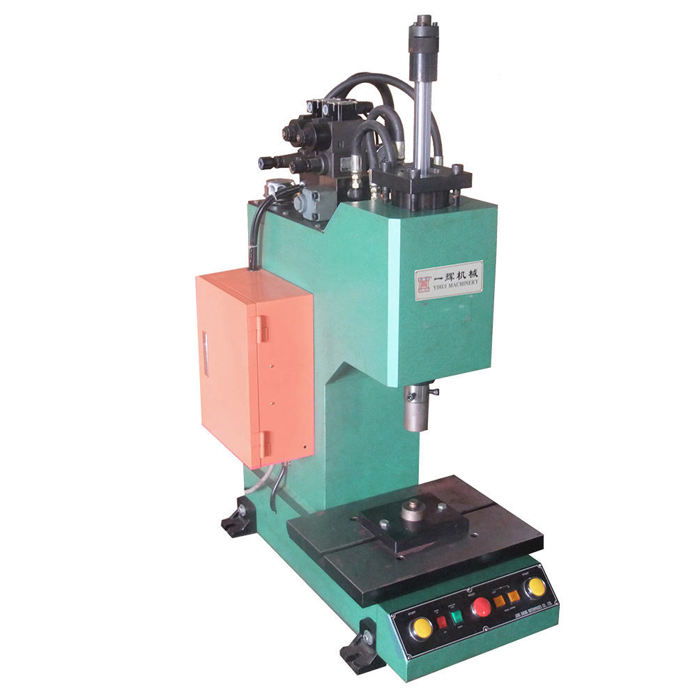 2019 hot selling 5 ton C type hydraulic press machine with foot operated approved