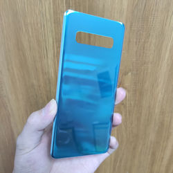 For Samsung Galaxy S10+ S10 plus OEM Battery Parts Cover Glass Housing Rear Back Door Replacement Case