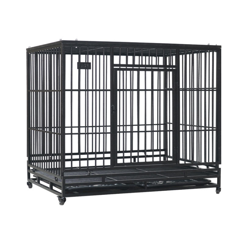XXXL Factory the best price fold galvanized tube dog cage