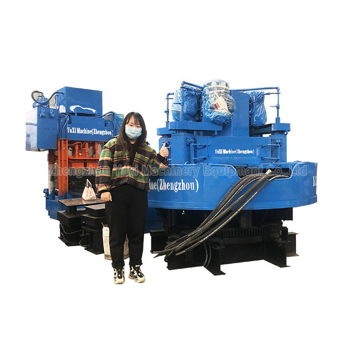 Tuff Marble Polish Tile floor Making Machinery Terrazzo Machine Stone Hydraulic Terrazzo Floor Tile Making Machine