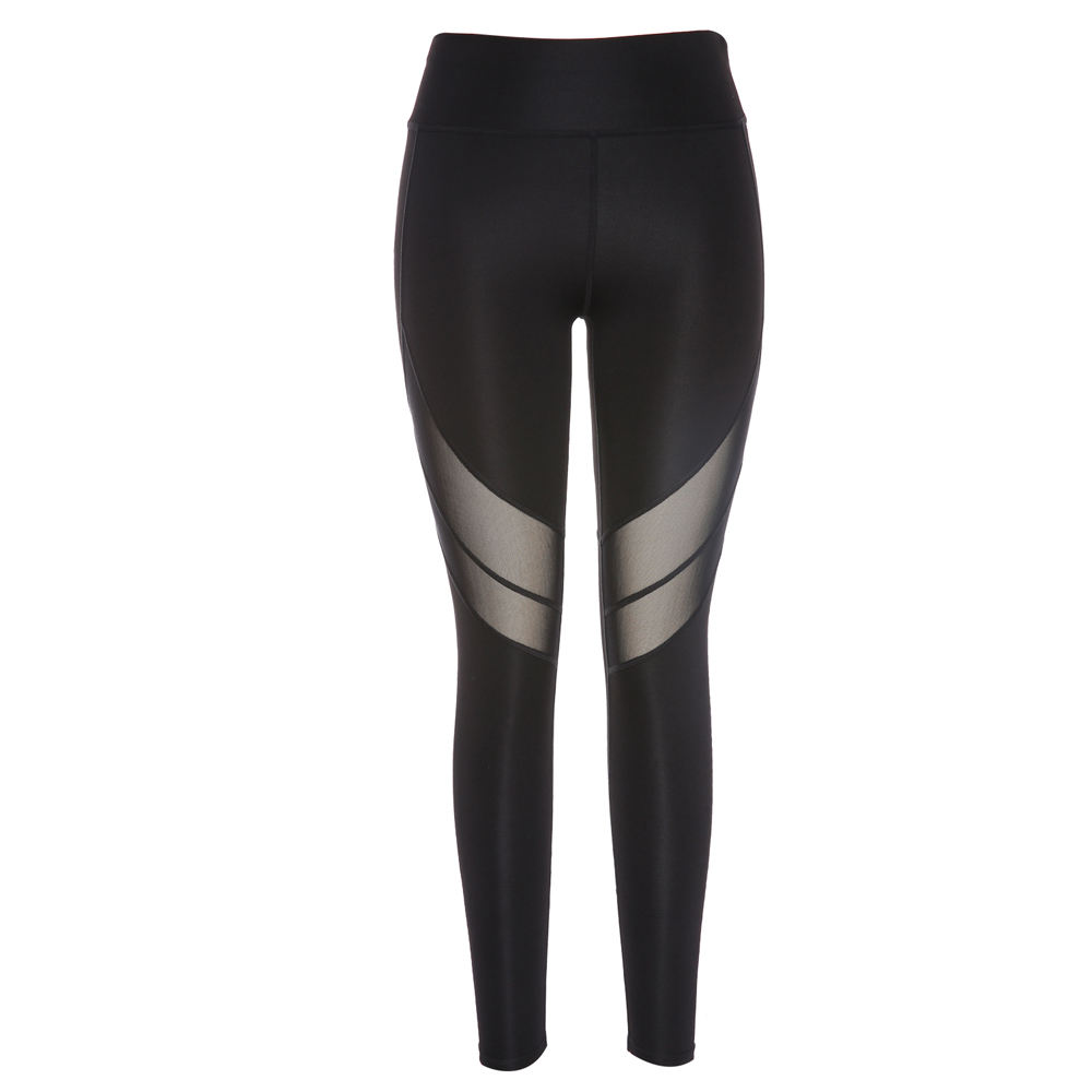Wholesale high-elastic gym capris basic woman leggings for sports