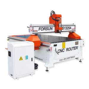 FORSUN 4 axis cnc wood router.3d cnc router machine for MDF. PVC. acrylic . aluminum