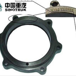 SINOTRUK HOWO Spare truck parts front oil seal seat VG2600010928