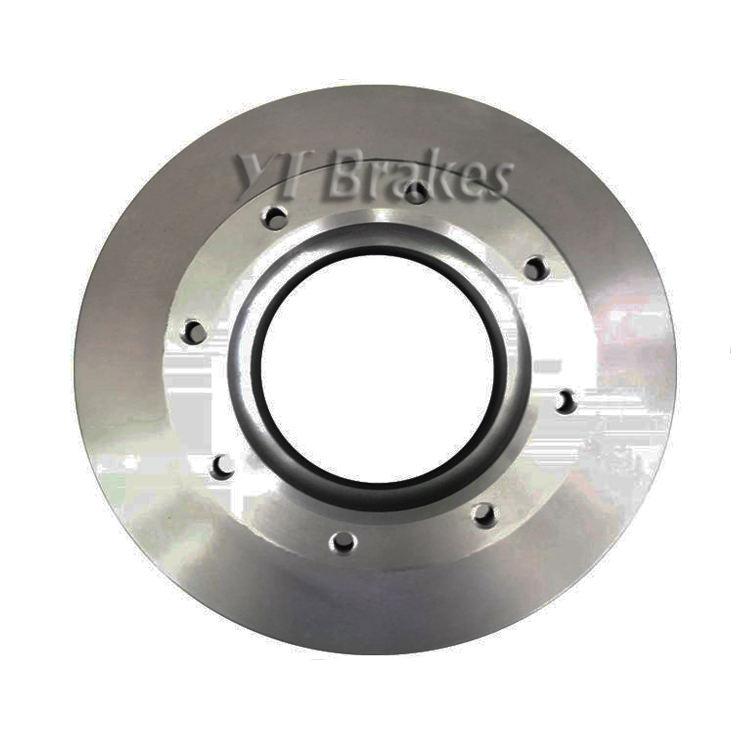 Front Brake Discs /& Pad Set For Toyota Landcruiser HDJ80 4.2TD 08//92-98 310mm