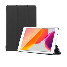 "For Apple iPad 10.2"" 7th Gen smart stand rugged case PU leather cover for ipad 8th generation 2020"
