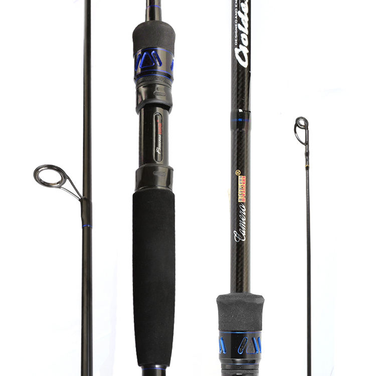 CEMREO Carbon 2.1m-2.4m Boat Penn Spinning Fishing Rod