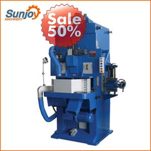 CNC spring grinding machine SJGB5.0 cylinder head polishing machine with ISO from Sunjoy