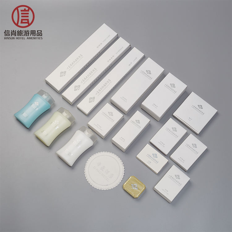 Professional Cheap Luxury Bathroom Kit Guest Hotel Amenities Supplier