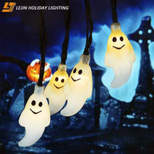 1.5M 10LED halloween ghost led string lights for holiday party decoration