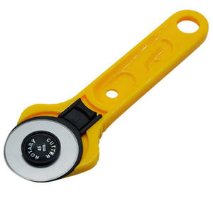 Round Fabric Knife Multifunction Cutters Rotary Cutter Blades, Rotary Cutter For Fabric