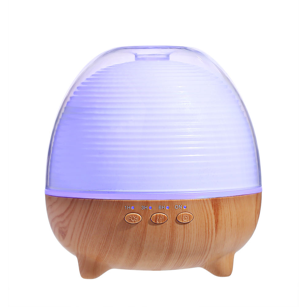 2019 New Technology Large Capacity Korea 600ml Aroma Ultrasonic Air Humidifier