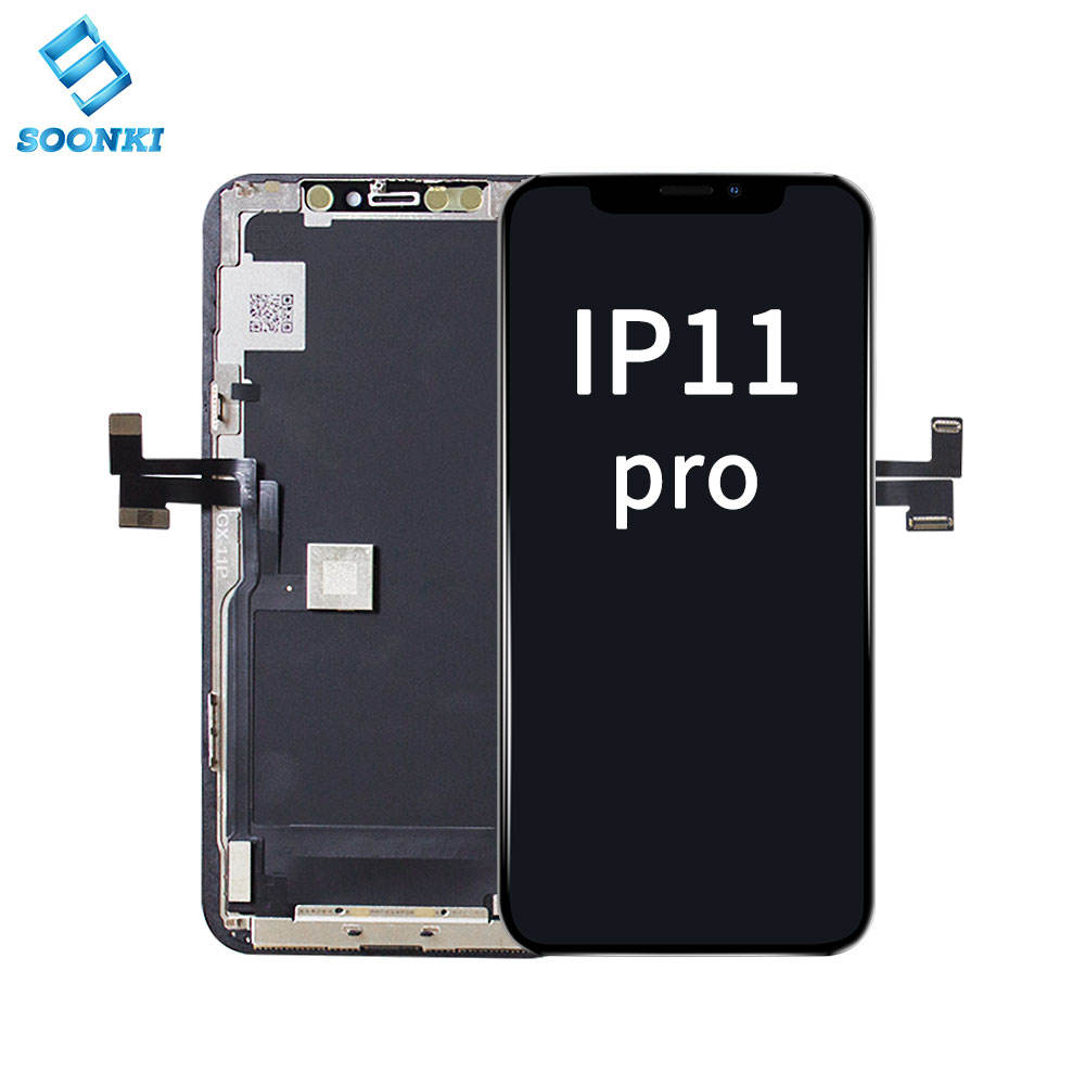 Mobile phone LCDs for iPhone 11Pro Max screen replacement for iphone 11 ecran for iphone 11Pro Max display lcd