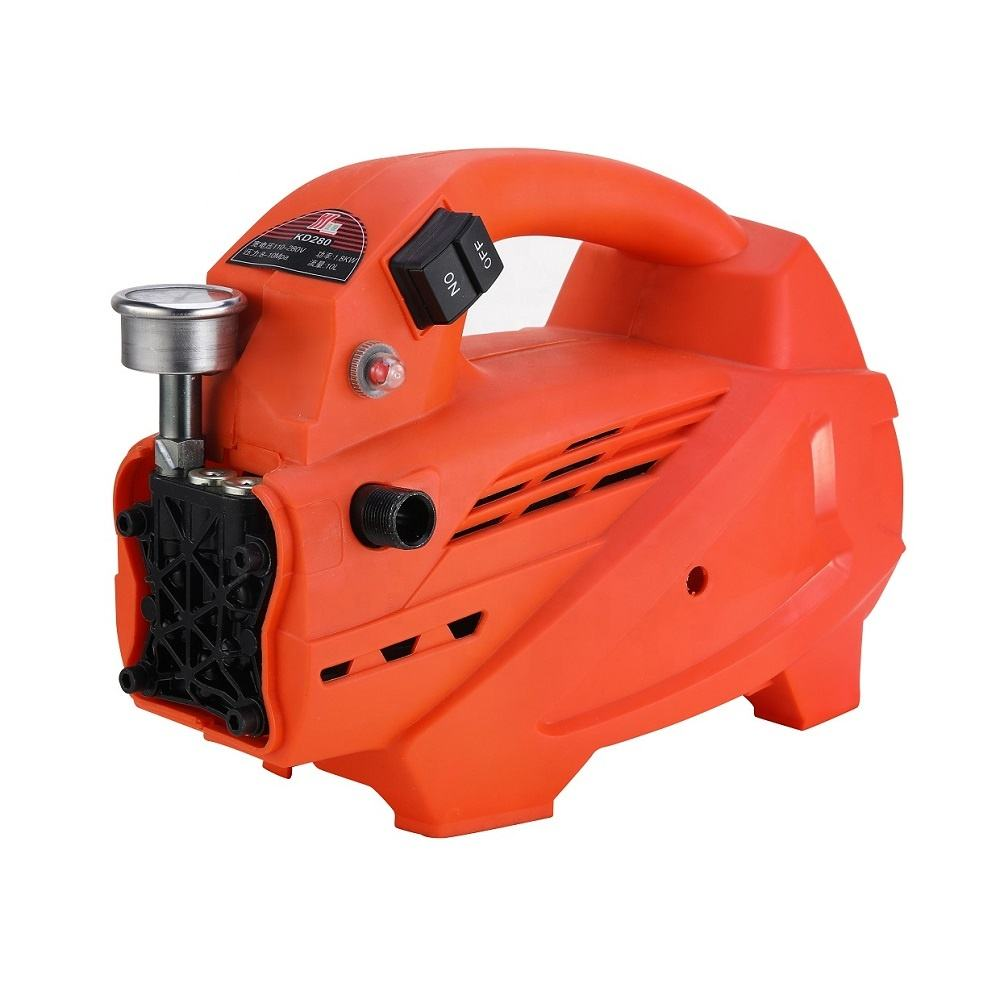 Self Service 1700w car washer professional Portable high pressure cleaner water pump for car wash