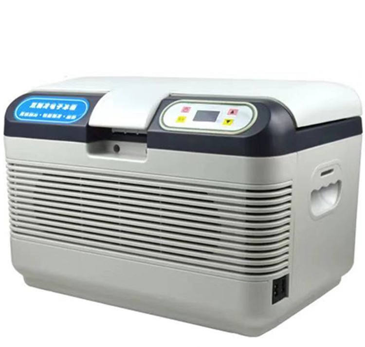 Car refrigerator 2-8 degrees centigrade insulin refrigerator with constant temperature