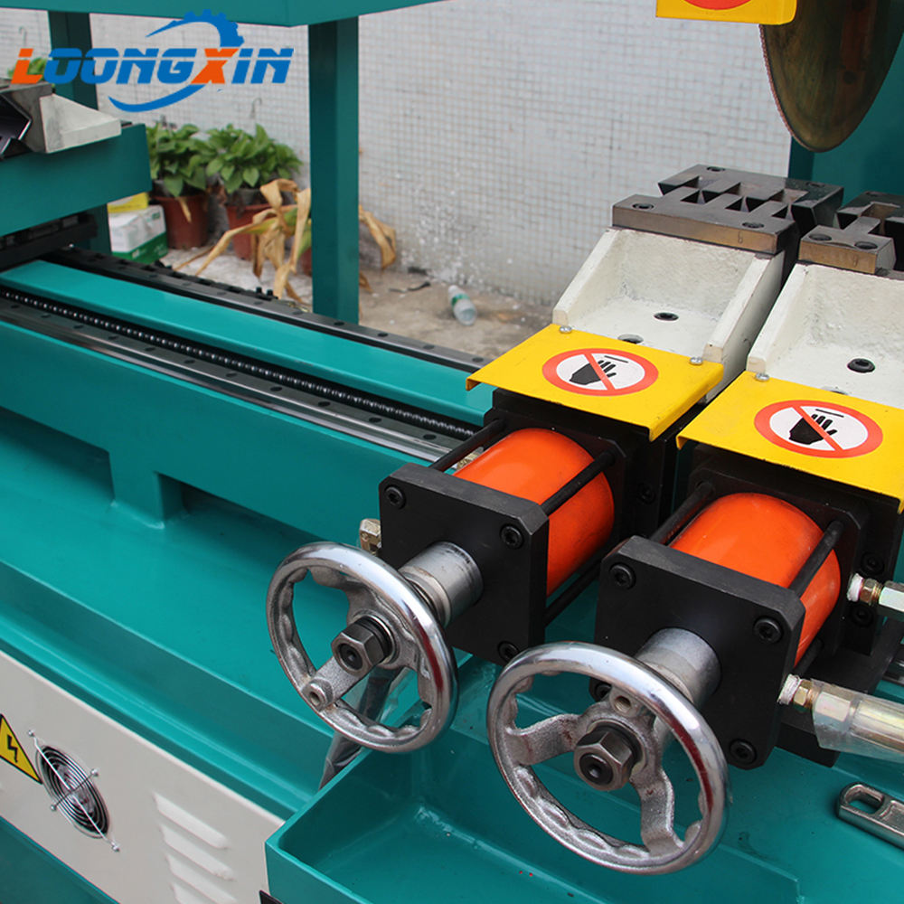 Economical practical CNC automatic stainless steel pipe cutting machine for metal furniture