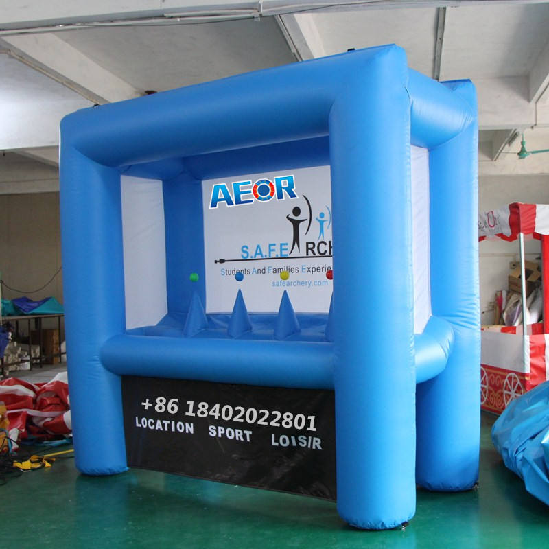 Inflatable Archery Arena Inflatable Archery Target Sports Games