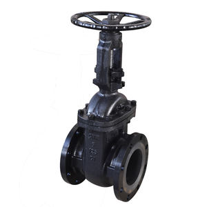 DN2''-12'' cast iron gate valve with bronze seal and F6 Stem2-12inch