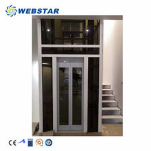 Webstar mini home passenger lift elevator villa used mr p for sale