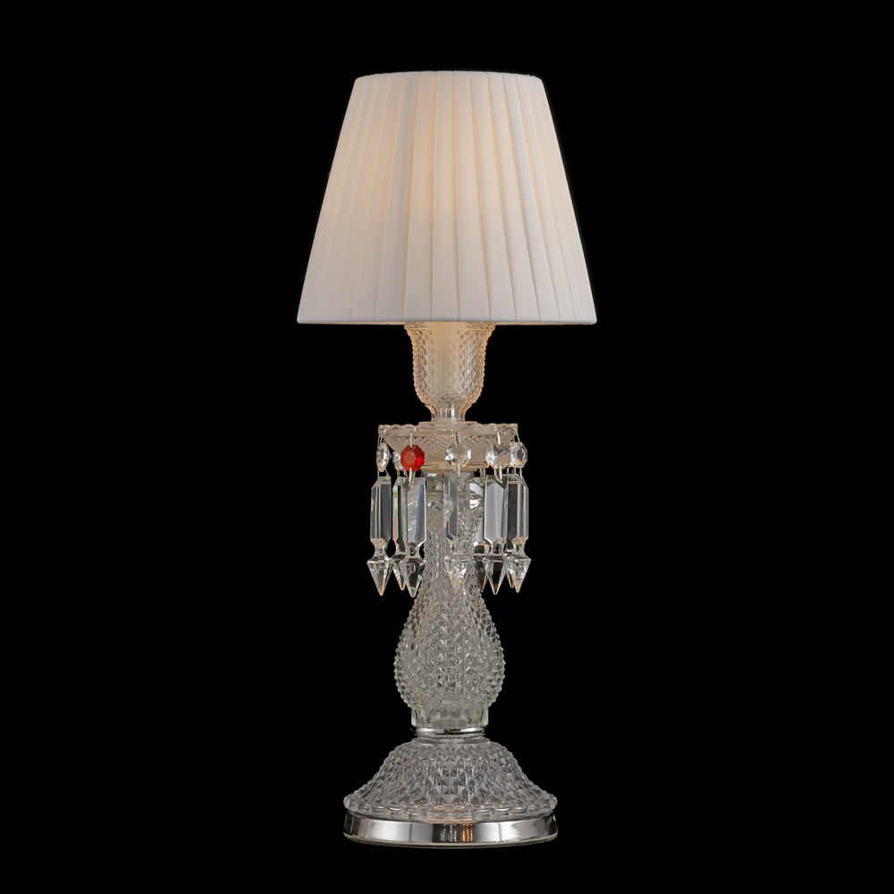 Modern Luxury crystal table lamp decoration hotel desk lighting